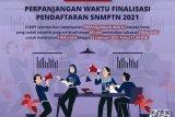 Finalisasi pendaftaran SNMPTN diperpanjang hingga Kamis pukul 12.00 WIB