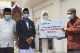 Bupati Pessel dan Bank Nagari serahkan Kur Syariah