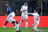 Gol tunggal Mendy amankan kemenangan Real Madrid 1-0 di markas Atalanta
