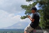 Puncak Gundaling objek wisata andalan Berastagi di Tanah Karo, Sumut
