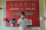 Vaksinasi Nakes Padang Panjang melebihi target