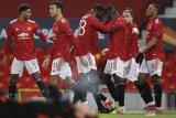 Liga Europa - MU lolos ke babak 16 besar meski imbang kontra Sociedad