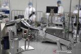 China temukan kasus positif lokal di pekerja medis yang telah divaksin