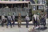 PBB khawatirkan militer Myanmar siapkan serangan terhadap lawannya