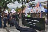 Kulon Progo buka Pasar Senja Sentolo dongkrak ekonomi PKL