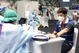 PBSI pastikan atlet dalam kondisi baik usai vaksinasi pertama