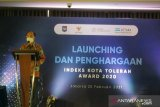 Kota Kupang masuk lima besar indeks kota toleran 2020