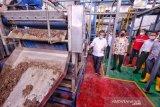 Gibran tekankan proyek PLTSa Putri Cempo Solo rampung 2022