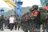 400 prajurit TNI dikerahkan ke perbatasan RI-Timor Leste