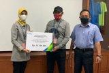 BPJAMSOSTEK Semarang Majapahit serahkan santunan Jaminan Kematian, Hari Tua, dan Pensiun