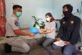 Pascakecelakaan di Ngaliyan Semarang, Jasa Raharja langsung serahkan santunan