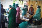 Ini hasil tes cepat 40 warga terjaring Operasi Yustisi di Sampit