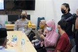 Istri terduga teroris dipulangkan ke Kalbar usai beri keterangan