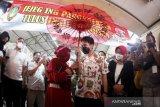 Wali Kota Solo Kunjungi Pasar Gede