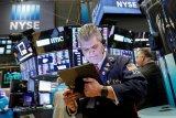 Wall Street dibuka lebih rendah dipicu imbal hasil obligasi naik