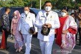 Bobby Nasution dilantik Wali Kota Medan