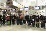 Timnas bulu tangkis Indonesia bertolak ke Swiss Open Sabtu malam