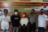 Polisi tahan pria diduga cabuli remaja putri di Padang