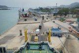 Layanan ferry ekspres topang mobilisasi arus barang pertanian dan perikanan
