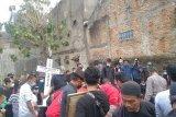 Doran Markus korban penembakan RM Cengkareng dikebumikan di Lampung