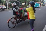 Rayakan HUT Ke-8, Zuna Gloves ajak komunitas pesepeda Semarang berbagi