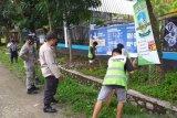 Satgas COVID-19 Lombok Utara menggencarkan operasi yustisi