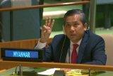 Dipecat junta militer, Dubes Myanmar untuk PBB bersumpah melawan kudeta