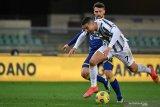 Juventus ditahan imbang Verona 1-1