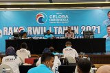 Partai Gelora targetkan delapan kursi di DPRD Sumbar pada pemilu 2024