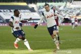 Gareth Bale gemilang saat Tottenham cukur  Burnley 4-0