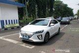 Menggaet investasi mobil listrik di Jepang