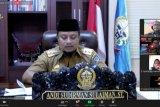Plt Gubernur Sulsel doakan Nurdin Abdullah
