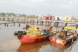 Chevron: Pipa di dermaga pelabuhan bocor  sebabkan minyak tumpah ke perairan Dumai