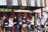 Satgas COVID-19 bagi 1.000 makanan siap saji ke warga Kota Jayapura