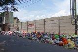 Jalan Aneka 1 Dasan Agung dipenuhi sampah