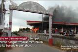 Info terkini: Minibus di Batam terbakar satu korban meninggal