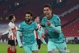 Usai absen akibat cedera, Firmino kembali berlatih bersama Liverpool