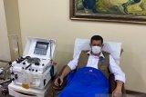 Ketua Satgas COVID-19 ambil bagian sebagai pendonor plasma konvalesen