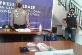 Sopir truk pengangkut beras dari Palu ditangkap karena diduga kurir narkotika
