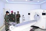 Danlantamal VIII cek fasilitas Rumkital DR Wahyu Slamet