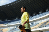 Bayu Fiqri dan Jupe ikut latihan perdana Persib Bandung sambut Piala Menpora