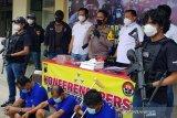 Rampas uang setoran Rp429 juta, petugas keamanan toko emas di Semarang diringkus