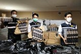 Bea Cukai: Produksi rokok ilegal di Jepara mulai menyebar