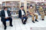 Kepala Perpustakaan Nasional : Perbanyak buku konten lokal di Kalteng