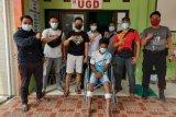 Polisi lumpuhkan residivis spesialis  pembobol rumah di Sungai Pancang