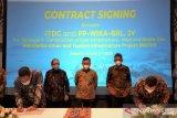 ITDC tanda tangani kontrak pembangunan Mandalika sebesar Rp1,7 triliun