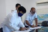 PT IKI dan BGR Logistics teken MoU pengantongan pupuk di Makassar