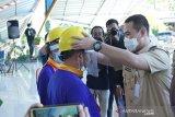 Bupati Pangkep apresiasi Uji sertifikasi tenaga kerja konstruksi