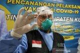 Pemkab Kudus targetkan vaksinasi 68.901 lansia