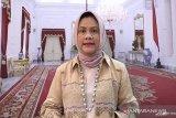 Dekranasda Payakumbuh bangga tenun Balai Panjang dipakai Ibu Negara